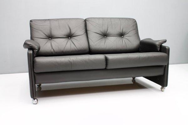 Astonishing 2 Seater Leather Sofa 1959 Dailytribune Chair Design For Home Dailytribuneorg