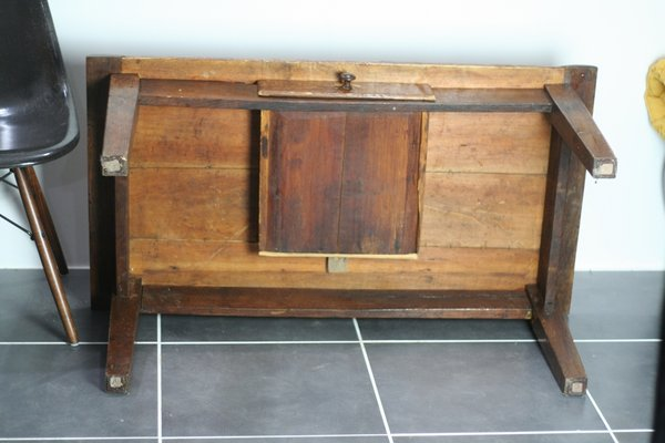 Vintage Rustic Coffee Table 1930s For Sale At Pamono