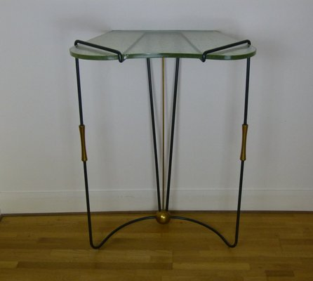 Bronze Console Table By Batistin Spade