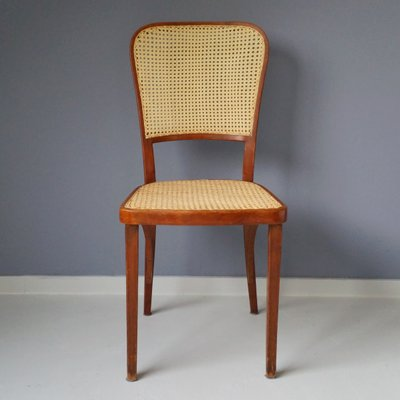Marvelous Antique Art Nouveau Rattan Dining Chair From Thonet Ocoug Best Dining Table And Chair Ideas Images Ocougorg