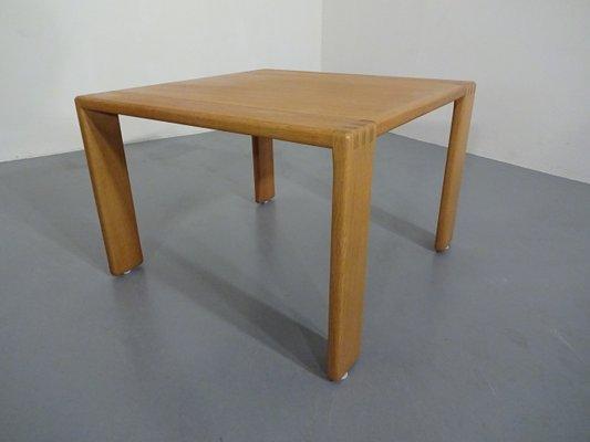 Pleasing Finnish Oak Coffee Table By Esko Pajamies For Asko 1960S Machost Co Dining Chair Design Ideas Machostcouk