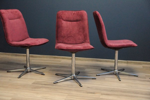 Vintage Armchairs 1960s Set Of 5 For Sale At Pamono