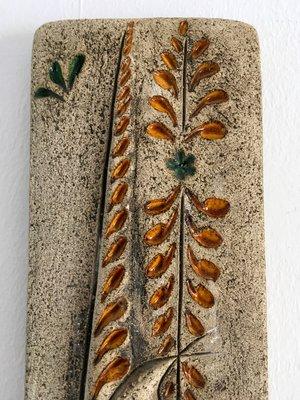 Ceramic Decorative by Denise Bernard, Charles Staes, 1960s