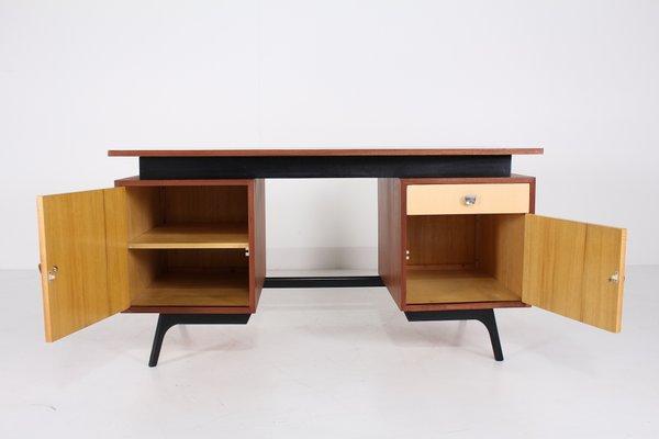 Modernist Office Desk 1950s For