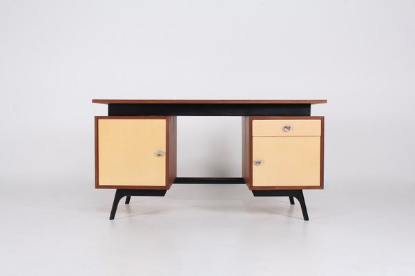Modernist Office Desk 1950s For