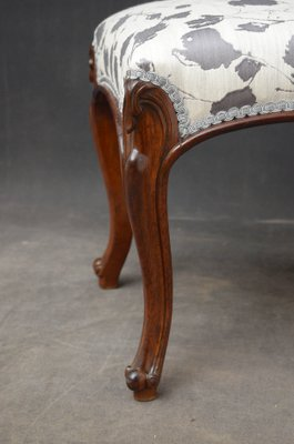 Excellent Small Antique Victorian Rosewood Stool Ocoug Best Dining Table And Chair Ideas Images Ocougorg