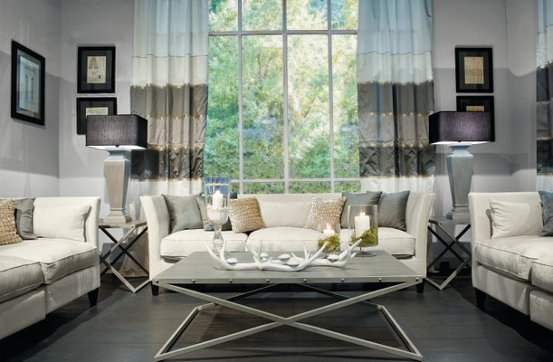 Alexander Stud Coffee Table by Isabella Costantini