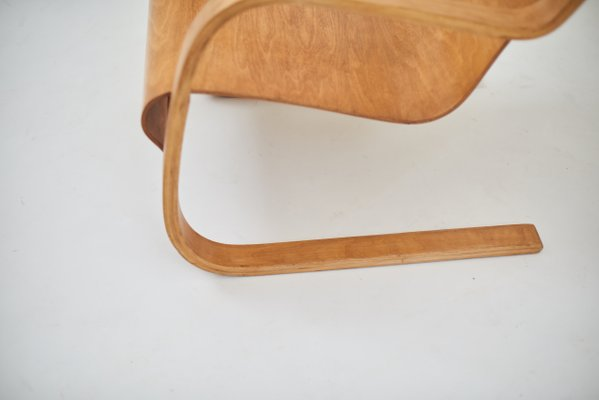 Excellent Model 31 Cantilever Lounge Chair By Alvar Aalto For Wohnbedarf 1932 Pabps2019 Chair Design Images Pabps2019Com