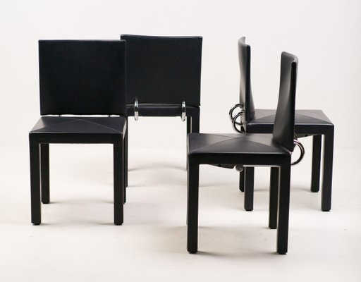Admirable Arcadia Dining Chairs By Paolo Piva 1990S Set Of 4 Ncnpc Chair Design For Home Ncnpcorg
