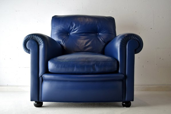 Club Chair From Poltrona Frau 1990s