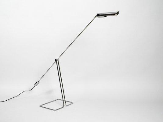 Chromed Metal Omi L 705 Floor Lamp from Ikea, 1980s