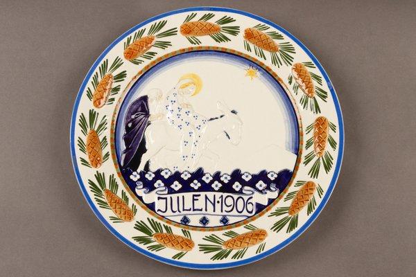 Decorative Plate From Royal Copenhagen