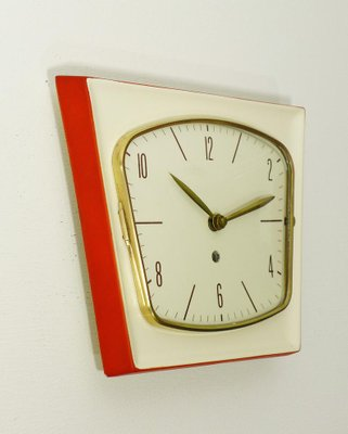 Mid Century Kitchen Clock For At
