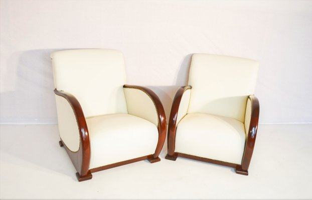Phenomenal Art Deco Sofa And Armchairs Set From De Coene Freres 1930S Set Of 3 Ncnpc Chair Design For Home Ncnpcorg