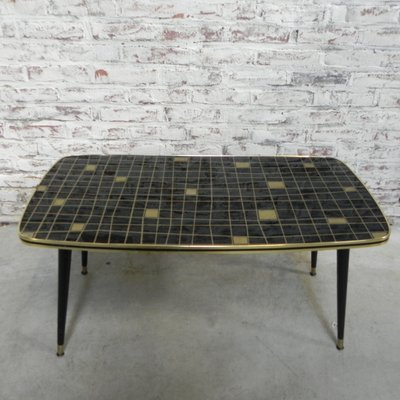 Cool Belgian Glass Brass And Plastic Coffee Table 1950S Onthecornerstone Fun Painted Chair Ideas Images Onthecornerstoneorg