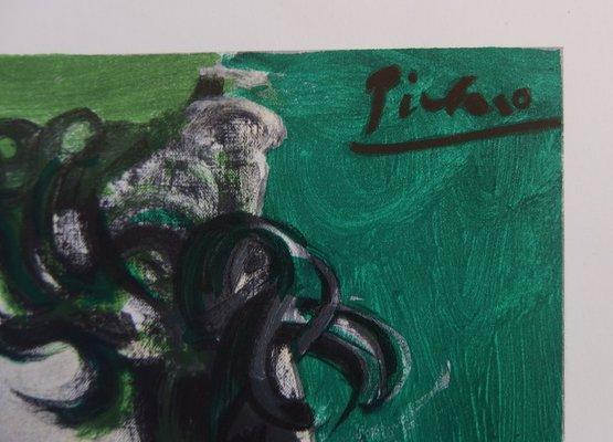 M/ütter Lomoko Pablo Picasso Malerei die Kinder pflegen Malerei Leinwand Poster Wandkunst Bild f/ür Wohnzimmer Dekor Druck auf Leinwand 50x70cm ungerahmt