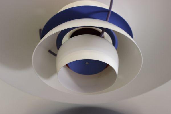 Lampade Da Soffitto Design : Amazon design lampada da soffitto moonrise nero oro antico fibra