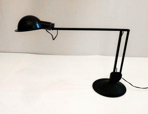 Vintage Iron Desk Lamp from Guzzini