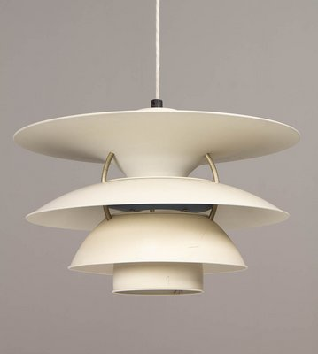 Vintage Model PH 5 4 12 Pendant Lamp by Poul Henningsen for Louis Poulsen