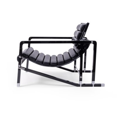 Transat Lounge Chair By Eileen Gray For Ecart International 1980s For Sale At Pamono