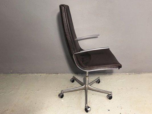 Outstanding Desk Chair By Bernd Munzebrock For Knoll Inc Knoll International 1970S Pdpeps Interior Chair Design Pdpepsorg
