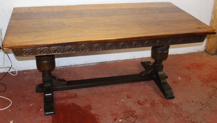 Antique Oak Dining Table 1910 For Sale At Pamono