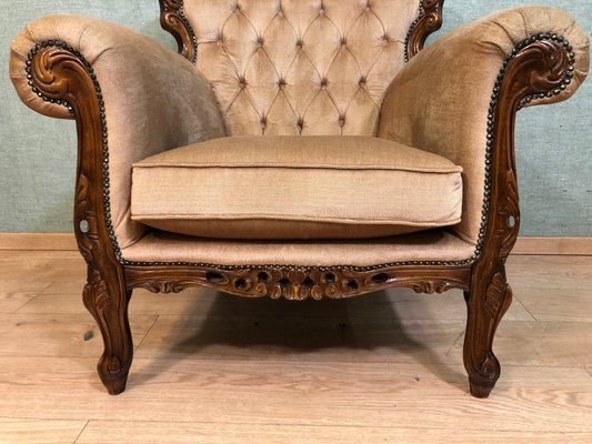 Swell Antique Lounge Chair Theyellowbook Wood Chair Design Ideas Theyellowbookinfo