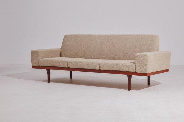 Scandinavian Sofa By Illum Wikkelsø For