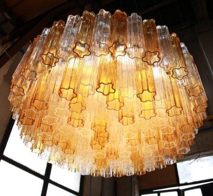10 Best Amber Murano glass chandeliers images | murano glass