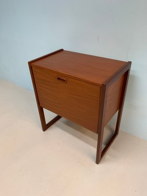Vintage Record Storage Unit 1960s For Sale At Pamono