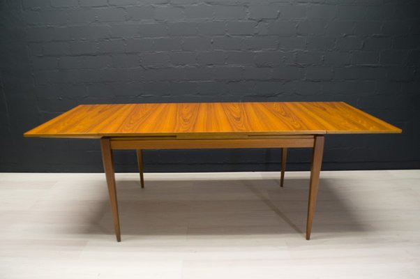 Large Extendable Dining Table 1960s For Sale At Pamono