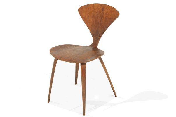 by Norman for Dining Plycraft1950s Walnut Chair Cherner PnOX80wk