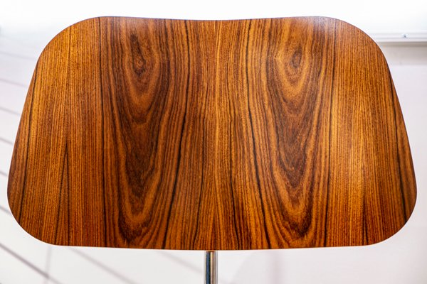 Vintage Rosewood Dining Chair By Charles Ray Eames For Herman Miller