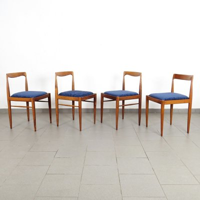 Vintage Dining Chairs 1960s Set Of 4 For Sale At Pamono