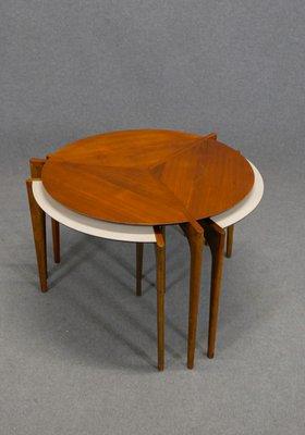 T Modular Coffee Table By Vladimir Kagan 1950s For Sale At Pamono