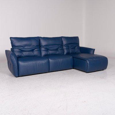 Leather Corner Sofa From Ewald Schillig