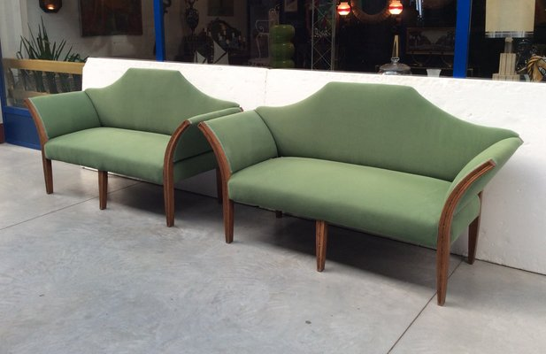 Antique Sofas Set Of 2 For At Pamono