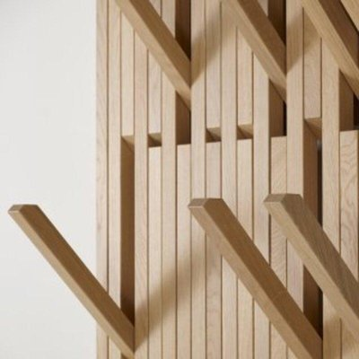 Wall Mounted Piano Coat Rack By Patrick Séha For Sale At Pamono
