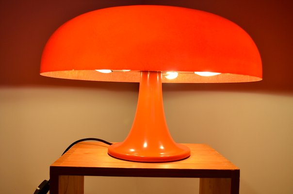 Table Lamp by Giancarlo Mattioli for Artemide, 1960s