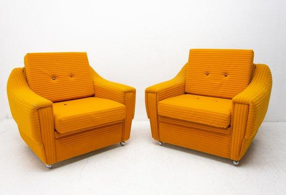 Sofa And Lounge Chairs Set 1980s