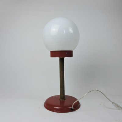 Vintage Globe Table Lamp 1970s For, Vintage Double Globe Lamps