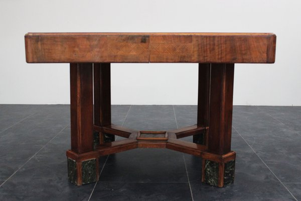 Antique Cherry Dining Table For Sale At Pamono