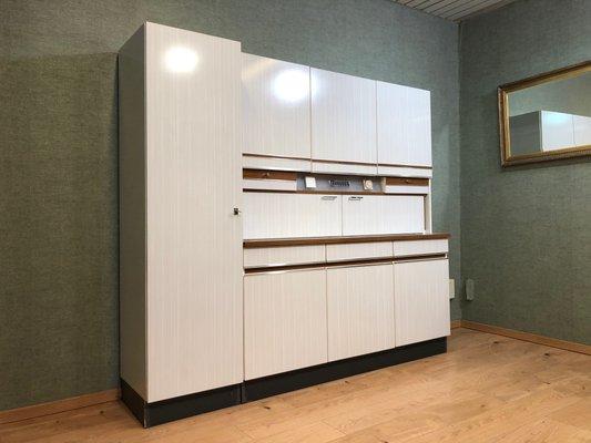 Vintage Modular Kitchen Cabinet For Sale At Pamono