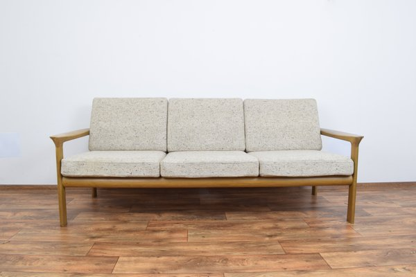 Mid Century Danish Sofa By Sven