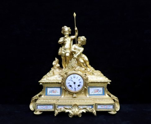 Napoleon Iii French Gilded Bronze