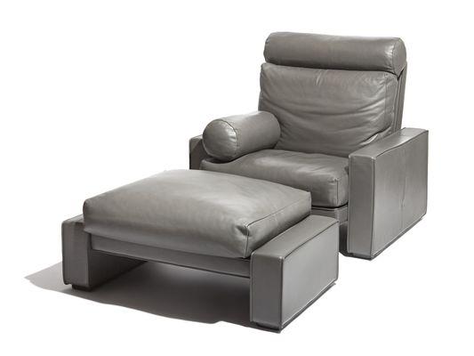 Charmant Victoria Lounge Chair U0026 Ottoman By Mario Bellini For Cassina, ...