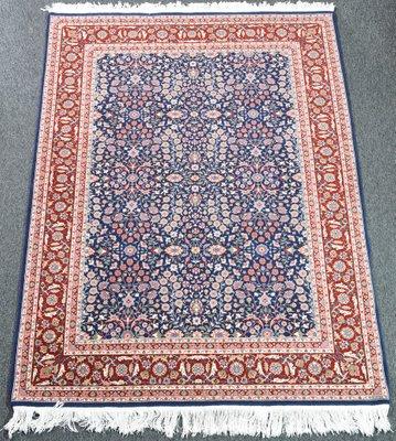 Vintage Turkish Carpet From Sümerbank