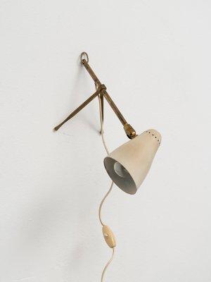 Mid Century Adjustable Model 215 Ochetta Table Lamp by Giuseppe Ostuni for Oluce, 1950s