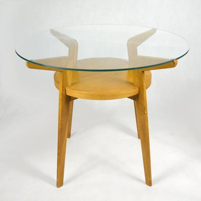 Glass Coffee Table From Kokoon Design 1980s For Sale At Pamono