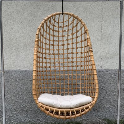 Bamboo Hanging Chair For At Pamono